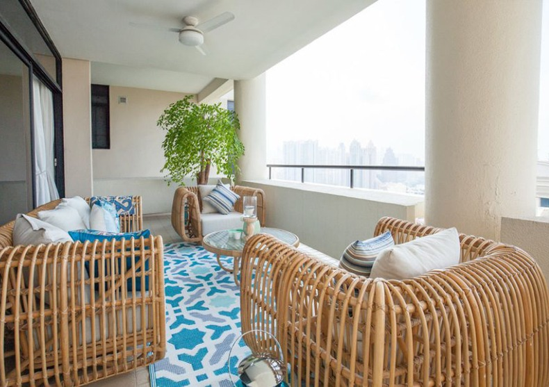 furniture design bamboo ideas